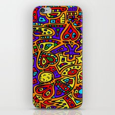 Abstract #416 iPhone & iPod Skin