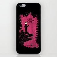 Baskervilles iPhone & iPod Skin