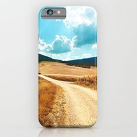 iPhone & iPod Case featuring I LOVE TUSCANY by Roboz