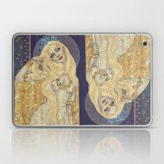 Golden Gown Laptop & iPad Skin