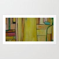 Portland 1  Art Print