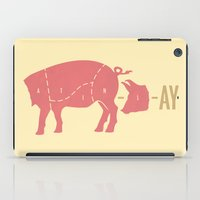 Pig Latin iPad Case
