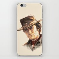 Clint Eastwood Tribute iPhone & iPod Skin