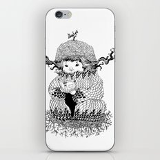 Hermit iPhone & iPod Skin