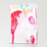Rainbow Stationery Cards