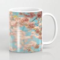 Dance Of The Cherry Blos… Mug