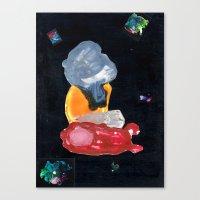 Usloaf Canvas Print