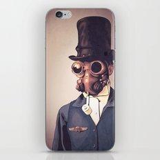Steampunk iPhone & iPod Skin