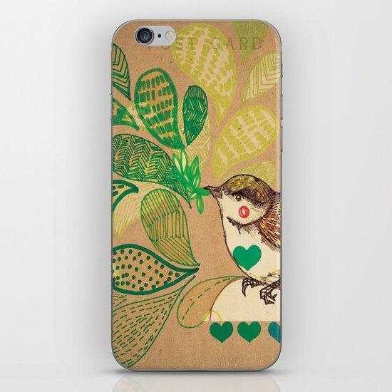 A   L I T T L E   B I R D iPhone & iPod Skin