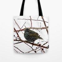 Oh Starling Tote Bag