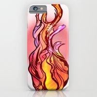 iPhone & iPod Case featuring Heart by Amanda Jonson