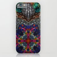 Psychedelic Botanical 16 iPhone 6 Slim Case