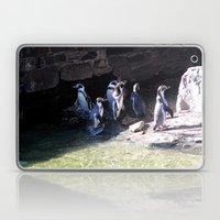 Penguins Laptop & iPad Skin