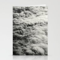 Somewhere Over The Clouds (II Stationery Cards
