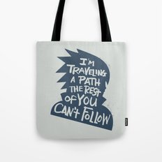 Will of Team 7 [Blue-Alt] Tote Bag