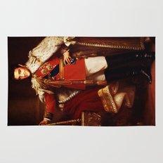The King  |  Elvis Presley Rug