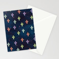Catctus Space Stationery Cards