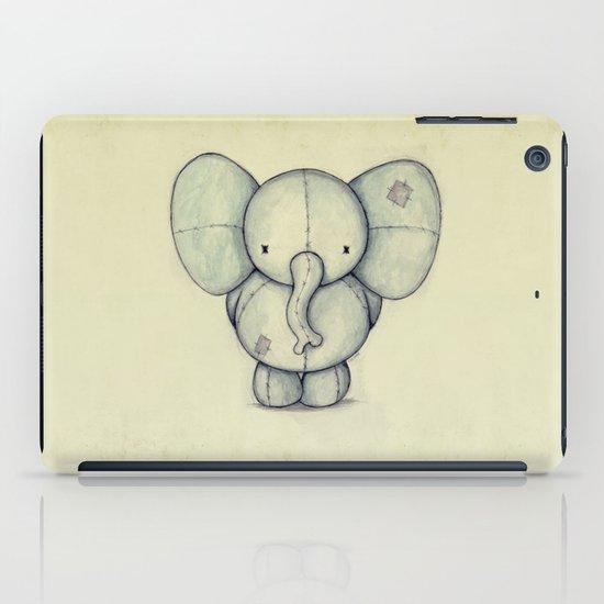 Cute Elephant iPad Case