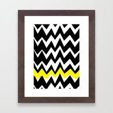 ZigY Framed Art Print