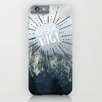 iPhone & iPod Case featuring Dream Big by RDelean