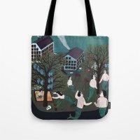 Oceantown Tote Bag