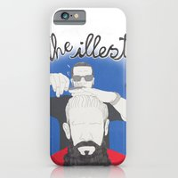 The Illest Haircut iPhone 6 Slim Case