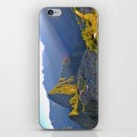 Machu Picchu iPhone & iPod Skin