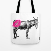 Kiss My Ass. Tote Bag