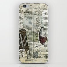 Note If Found iPhone & iPod Skin