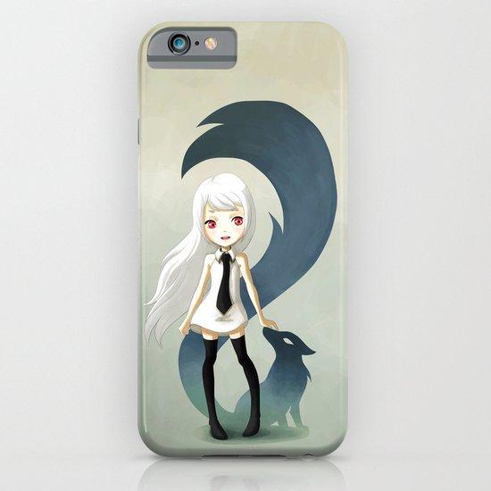 Fox Daemon iPhone & iPod Case