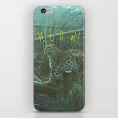 MEOW! iPhone & iPod Skin