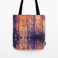 Autumn Woods Painterly A… Tote Bag