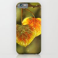 iPhone & iPod Case featuring Autumn Leaves by Vargamari