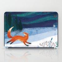 Northern Skies iPad Case