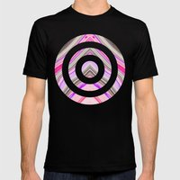 Vane 2 Mens Fitted Tee Black SMALL