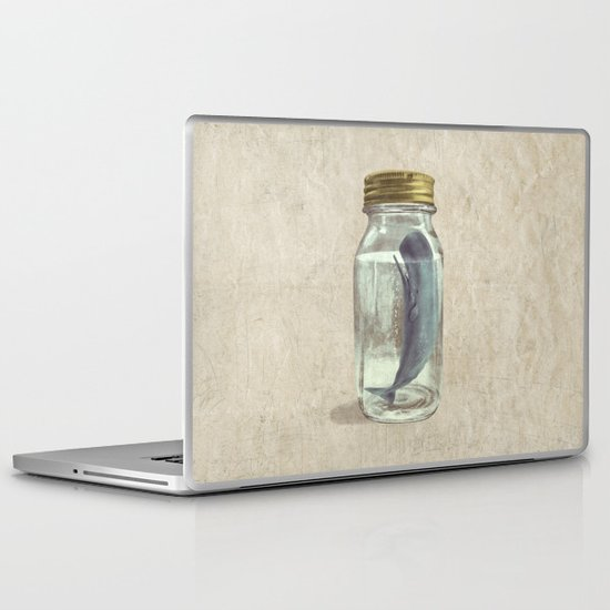 Extinction Laptop & iPad Skin