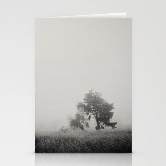 the fog ...  Stationery Card