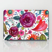 sevilla light iPad Case