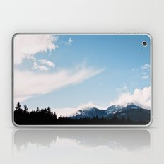 Clouds over the Mountains Laptop & iPad Skin