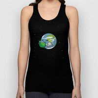 Goodnight Moon Unisex Tank Top