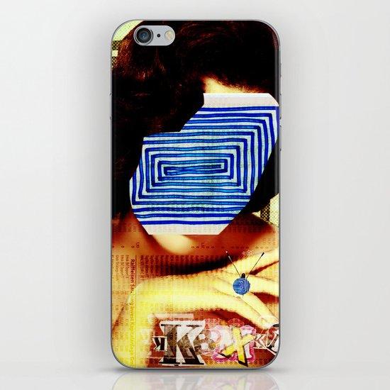 LizEdge · wanna go somewhere iPhone & iPod Skin