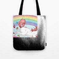 Unicorn: Destroyer Of Po… Tote Bag