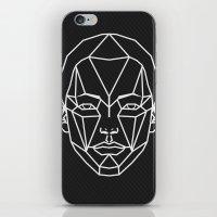 SMBG81 iPhone & iPod Skin