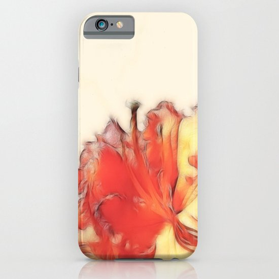 Coral Rhododendron iPhone & iPod Case