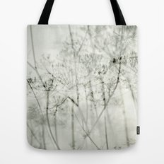 botanical abstract Tote Bag