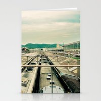 Train Station Stationery Cards