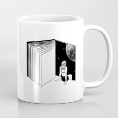 Reading is Dreaming with Your Eyes Open Mug