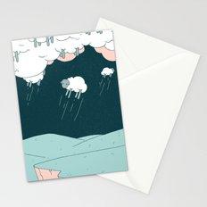 Where Do Good Sheep Go... Stationery Cards