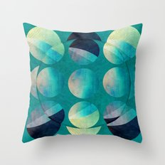 Inversion Throw Pillow