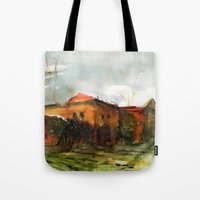 Who Is In The House Of M… Tote Bag